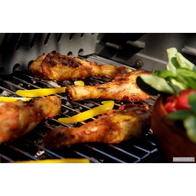 Barbecue à encastrer Assouan Invicta