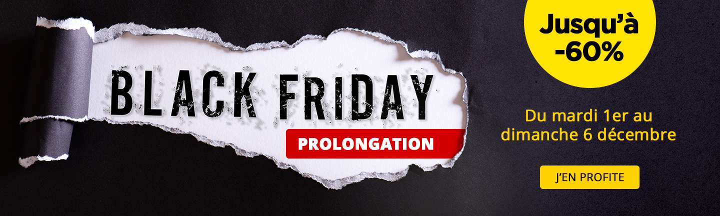 01-06 décembre black friday prolongation